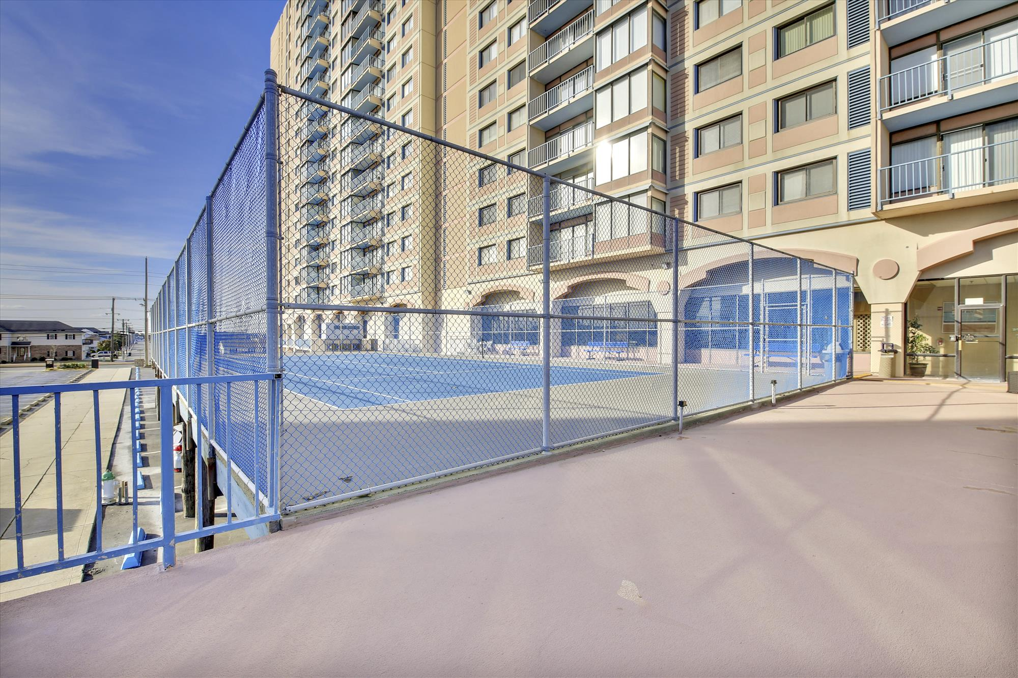 Amenity,Capri Tennis Court,
